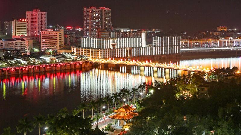 美丽梅州迎接第五届世界客商大会