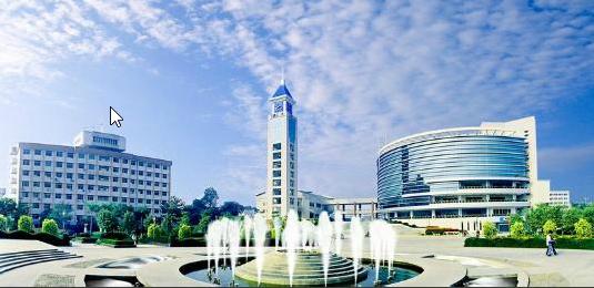 梅州高新技术产业园区在我校举行宣讲会