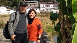 赵辉:一个旅美画家的客家情怀