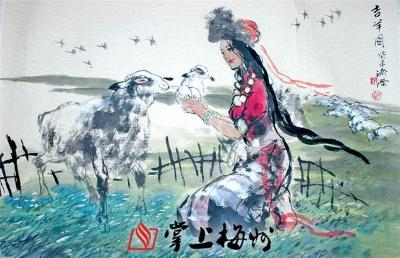 """视觉丨刘济荣国画和嘉应学院""""刘济荣奖学金"""""""