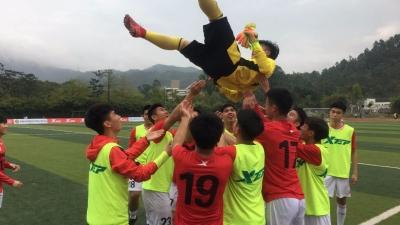 厉害了!梅县高级中学挺进全国校园足球赛总决赛