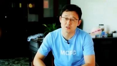 孙继海:努力为中国足球大的提高添砖加瓦