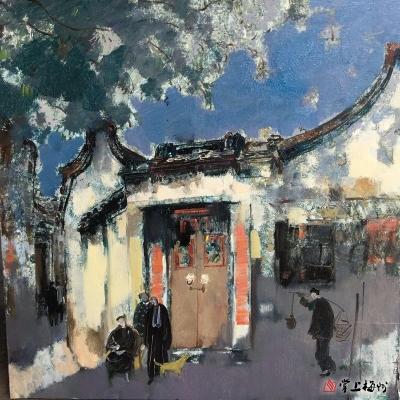 书画丨陈和西大埔写生作品