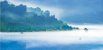 小记者陈可馨作品丨爱如山,亦如水