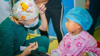 新视界丨市人民医院小患者的就医新体验
