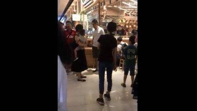 """广州警方通报网传""""珠江新城花城汇抢孩子""""事件调查情况"""