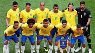 总进球数228个!巴西队创世界杯总进球数纪录