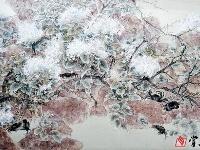 梅州美术教师参省展获奖作品选