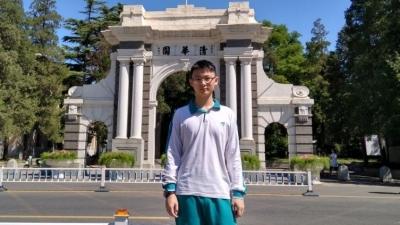 """灯下手记丨清华学子杨启欣的圆梦之路:""""玩""""出不一样的精彩"""