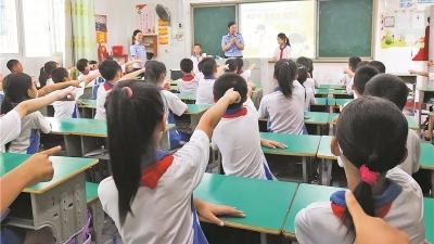 """开学第一课 民警话你滴:预防性侵害 ,勇敢说""""不"""""""