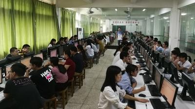 """梅州近800人今日参加""""新司考"""",考试方式大变化"""